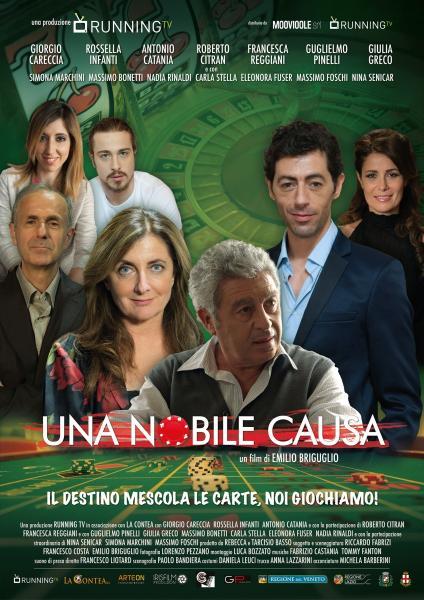 Dopo il lancio nazionale, Una nobile causa arriva anche in Puglia e sarà il pubblico a prenotare il film presso la sala più vicina a casa