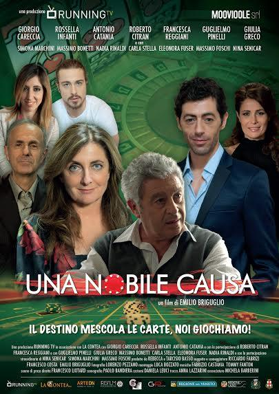 UNA NOBILE CAUSA - Film Evento sulla Ludopatia