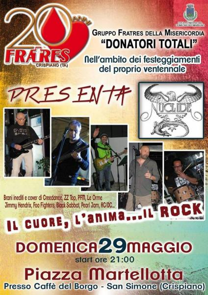 Nuclide in concerto