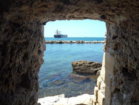 Percorso degli ipogei nel Centro Storico di Taranto