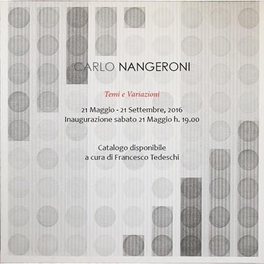 Carlo Nangeroni - Temi e Variazioni