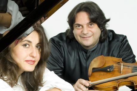 Tortorelli & Meluso Violin and Piano Duo