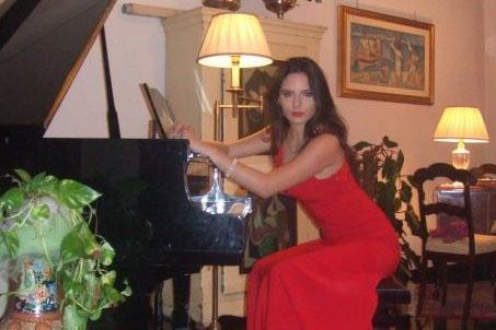 Antonia Comito Piano Recital