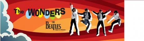 """BEATLES special tribute con """" The WONDERS """""""