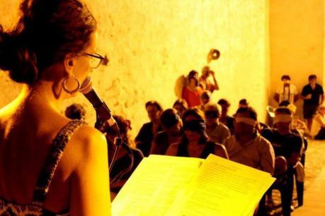 3 -4 giugno 2016 Otranto // POESIA IN AZIONE AL FESTIVAL NOTTE DEI POETI