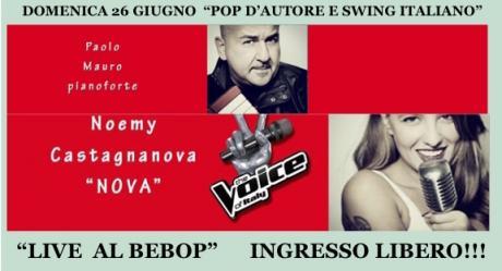 """""""Pop D'autore e Swing Italiano"""""""