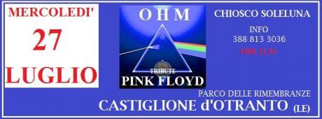 Ohm Pink Floyd live