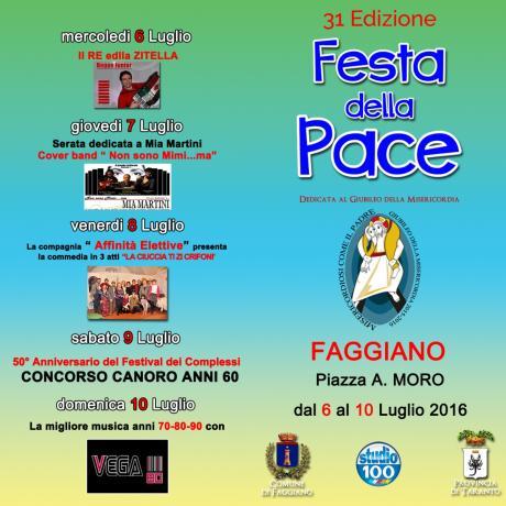 Festa della Pace