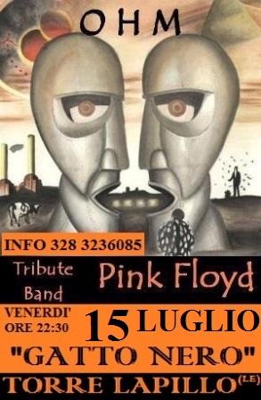 Ohm Pink Floyd - live