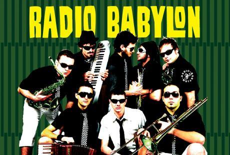 RADIO BABYLON in concerto  al Popularia Festival