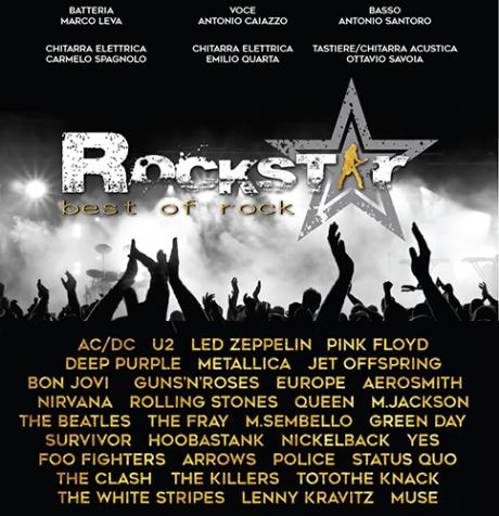 Rockstar - The best of rock