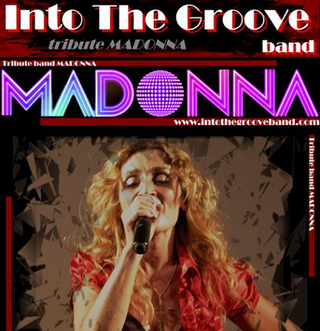 Into the Groove - Madonna Tribute Band