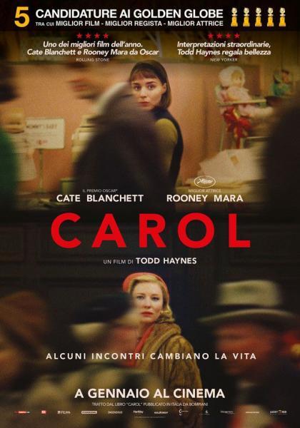 Cinema Sotto le Stelle - Arena Dei Trulli - Carol