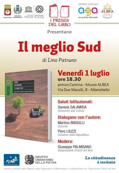 """""""Il Meglio Sud"""" Conversazione con Lino Patruno"""