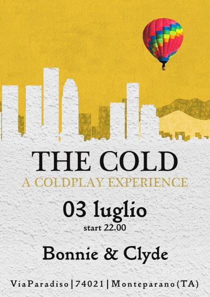 The Cold - A Coldplay Experience Live