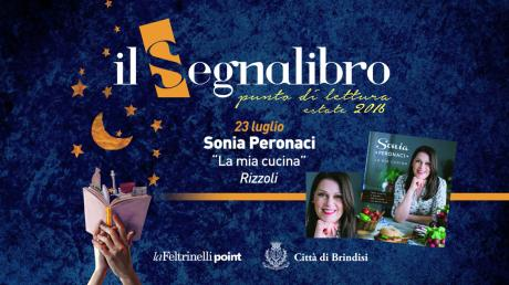 """Sonia Peronaci presenta """"La mia cucina"""""""