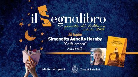 "Simonetta Agnello Hornby presenta ""Caffé amaro"""
