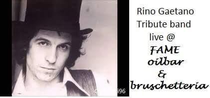 Giù le mani dalla zia - Rino Gaetano Tribute Band
