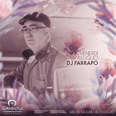 A Night With dj Farrapo