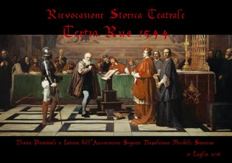 Rievocazione Storica Teatrale - TERTIA RUS 1544