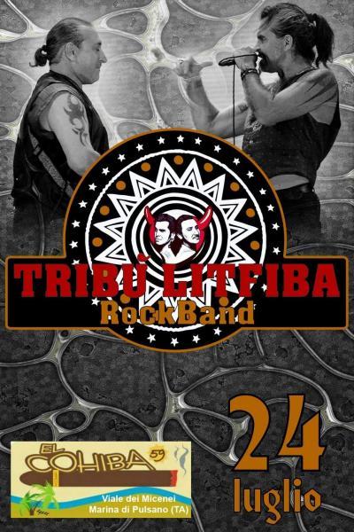Tribù Litfiba live el Cohiba 59