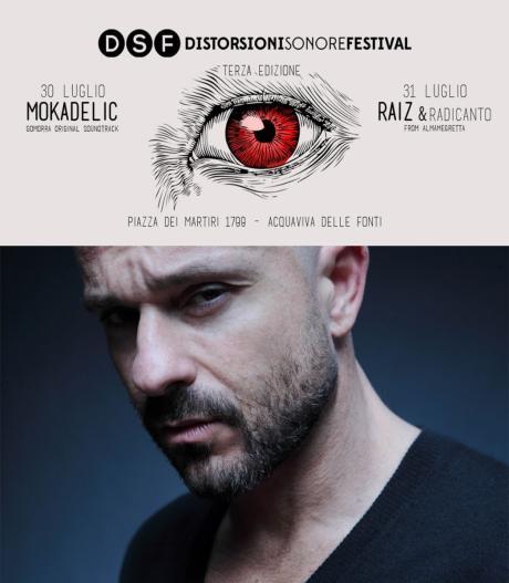 Distorsioni Sonore Festival - Raiz   & Radicanto