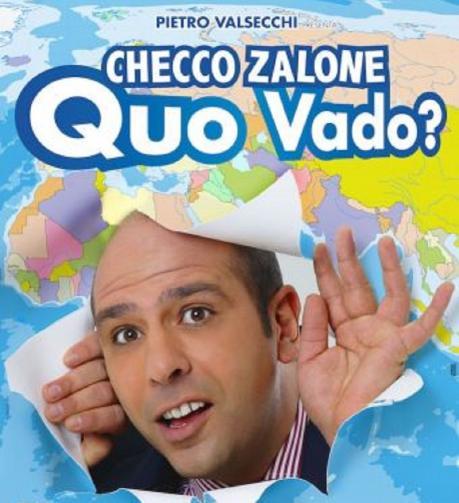 Cinema All'aperto - Quo Vado ?