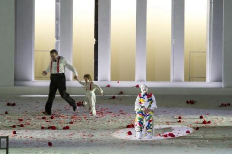III edizione di San Carlo Opera Festival - Madama Butterfly di Giacomo Puccini per la regia di Pippo Delbono