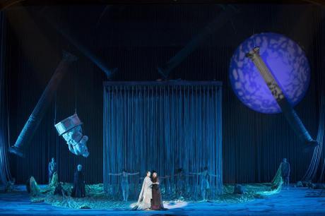 III edizione di San Carlo Opera Festival - Aida di Giuseppe Verdi per la regia di Franco Dragone