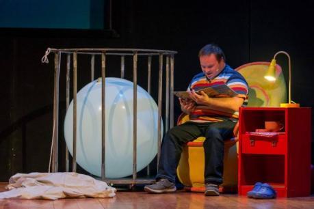 Voglio la Luna: Teatro Pirata – Teatriditerra2016