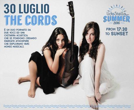 The Cords - Lido Stella Summer 2016