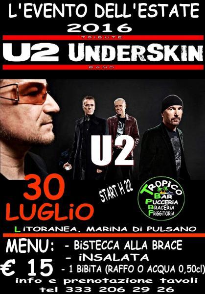 U2 - Underskin