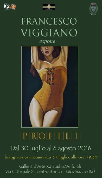 PROFILI - VIGGIANO  espone