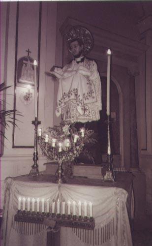 Ricorrenza di San Gaetano da Thiene a Locorotondo