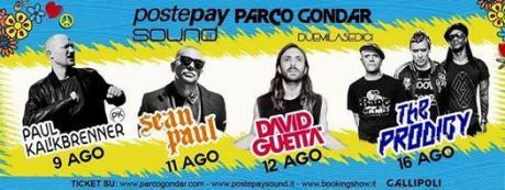 David Guetta - Listen Again Tour 2016