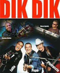 """Concerto dei Dik Dik, lo storico gruppo italiano de """"L'isola di Wight"""""""