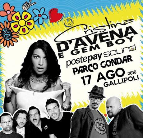 Cristina D'Avena & Gem Boy + Cos-Playa Night Edition