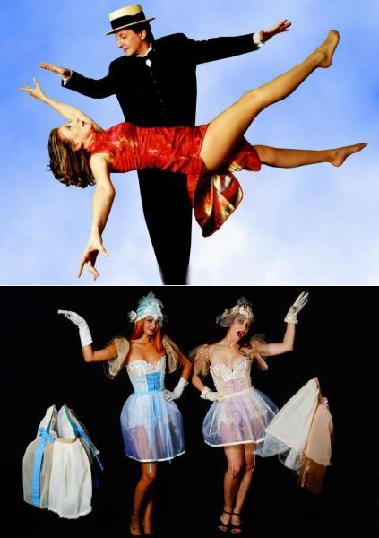 Notte di Magia e Burlesque, con il grande illusionista EUGENIO DELLANNO, Cherry and Carmilla.