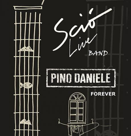 Scio' live Band Pino Daniele Forever