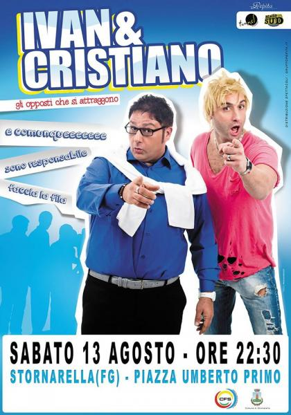 Ivan & Cristiano - Made in Sud