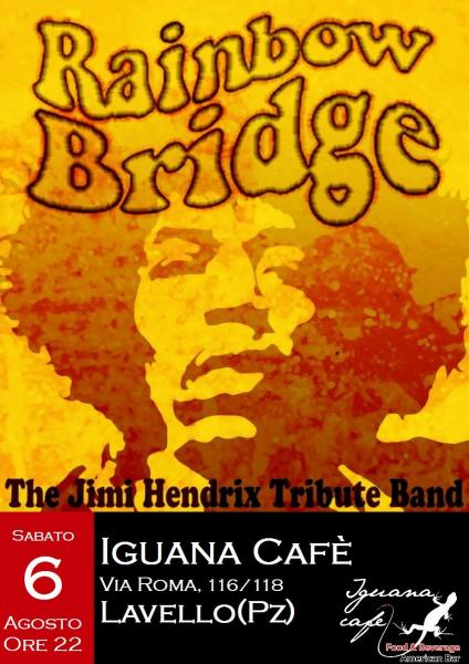 Rainbow Bridge in concerto - Jimi Hendrix Tribute