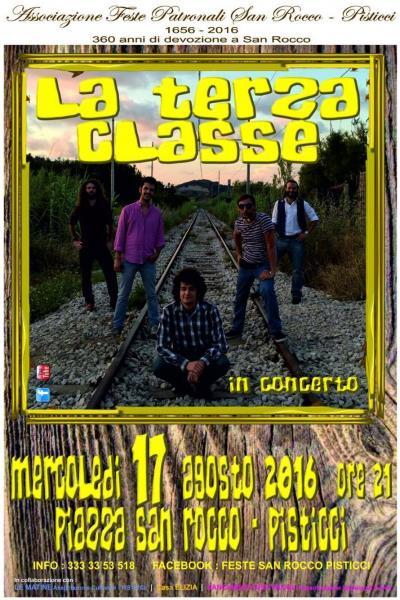 La Terza Classe live concert