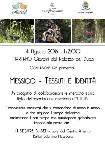 Messico: Tessuti e Identità
