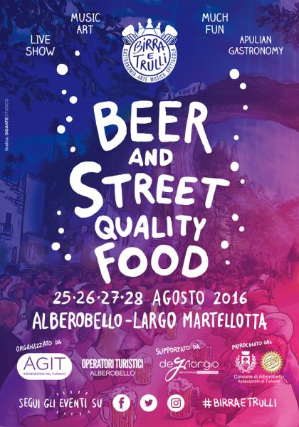 Birra e Trulli - Beer and Street Quality Food