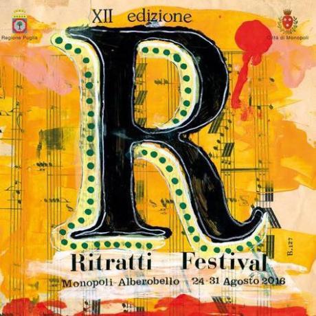 Ritratti XII - Drumming