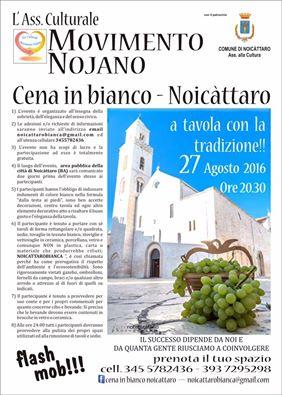 Cena in Bianco - Noicattaro