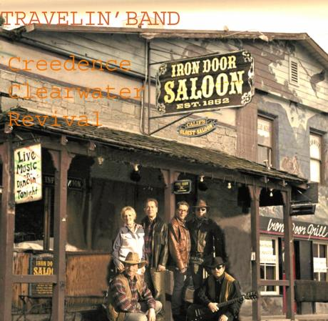 Travelin' Band Live