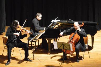 Musikanten Piano Trio