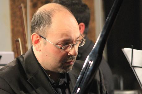 Fabrizio Romano Piano Recital