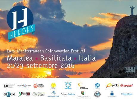 Heroes, il primo euro-mediterranean Coinnovation Festival